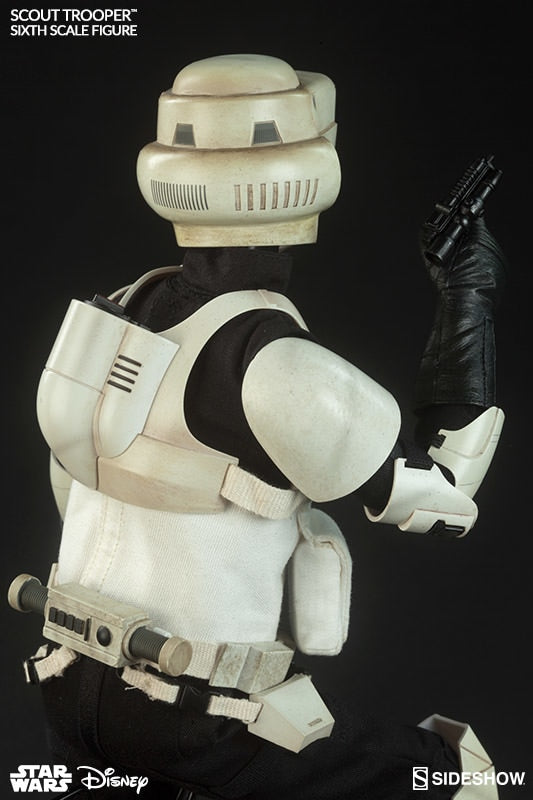 Star Wars Episode VI Scout Trooper Helmet / Head Sculpt