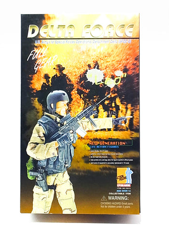 "DELTA FORCES ""Leo"" - MINT IN BOX"