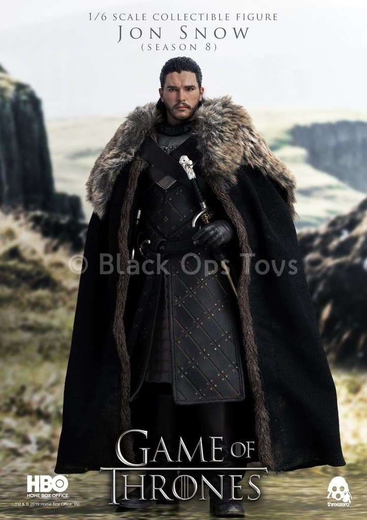 PERORDER - Game Of Thrones - Jon Snow - MINT IN BOX