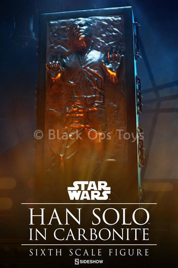 STAR WARS - Han Solo In Carbonite - MINT IN BOX