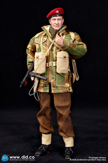 1st Airborne Division Red Devils Commander Roy - MINT IN BOX