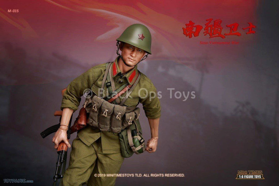 PREORDER - Sino-Vietnamese War Soldier - MINT IN BOX
