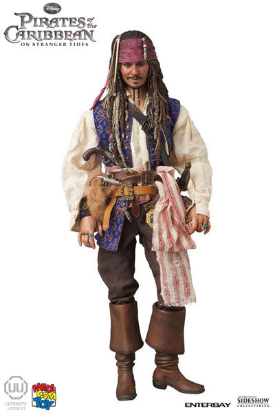 POTC - Pirate Jack Sparrow - Ringed Hand Set Type 1