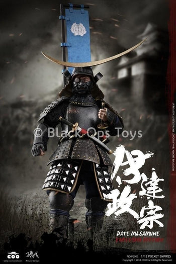 Palm Empire - 1/12 Scale Date Masamune - Exclusive Edition - MINT IN BOX
