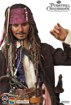 POTC - Pirate Jack Sparrow - Tan Molded Belt w/Compass