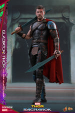 Gladiator Thor - Male Base Body w/Seamless Arms & Magnetic Back