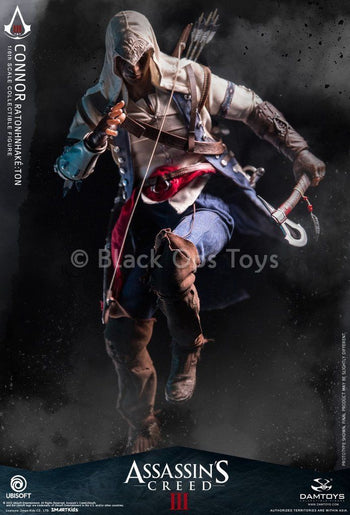 PREORDER - Assassin's Creed III - Connor - MINT IN BOX