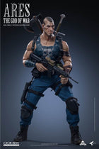 Ares: God of War - Male Base Muscular Body w/Blue Top
