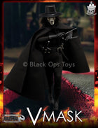 PREORDER - V For Vendetta - 1/12th scale V Mask - MINT IN BOX