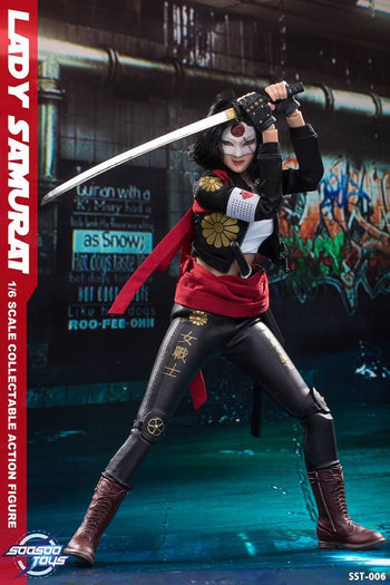 Lady Samurai - MINT IN BOX