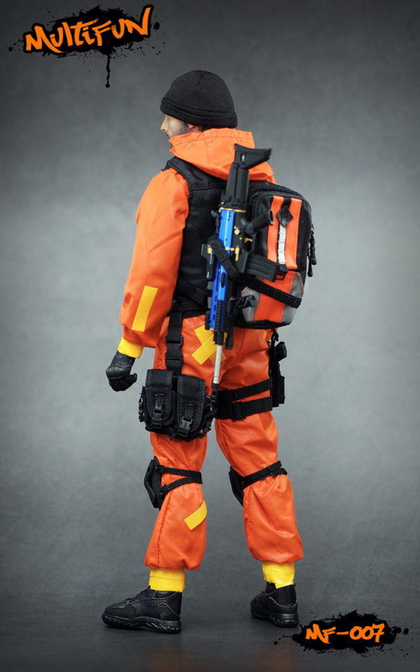 Quarantine Zone Agent - Drop Leg Duel Cell Mag Pouch