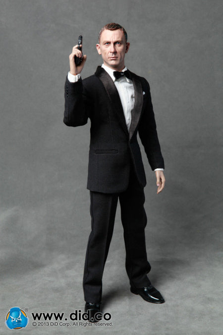 MI6 Agent Jack - MINT IN BOX