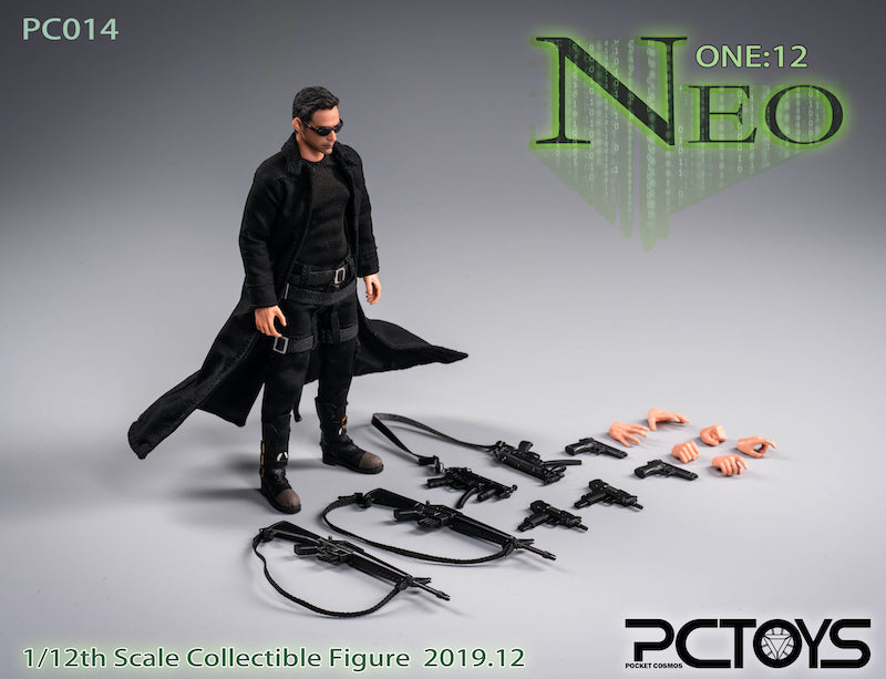 PREORDER - 1/12 - The Hacker Killer - MINT IN BOX