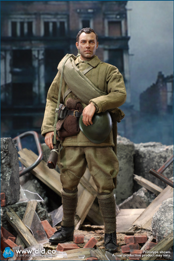WWII - Battle of Stalingrad - Vasily - Clean Version - MINT IN BOX