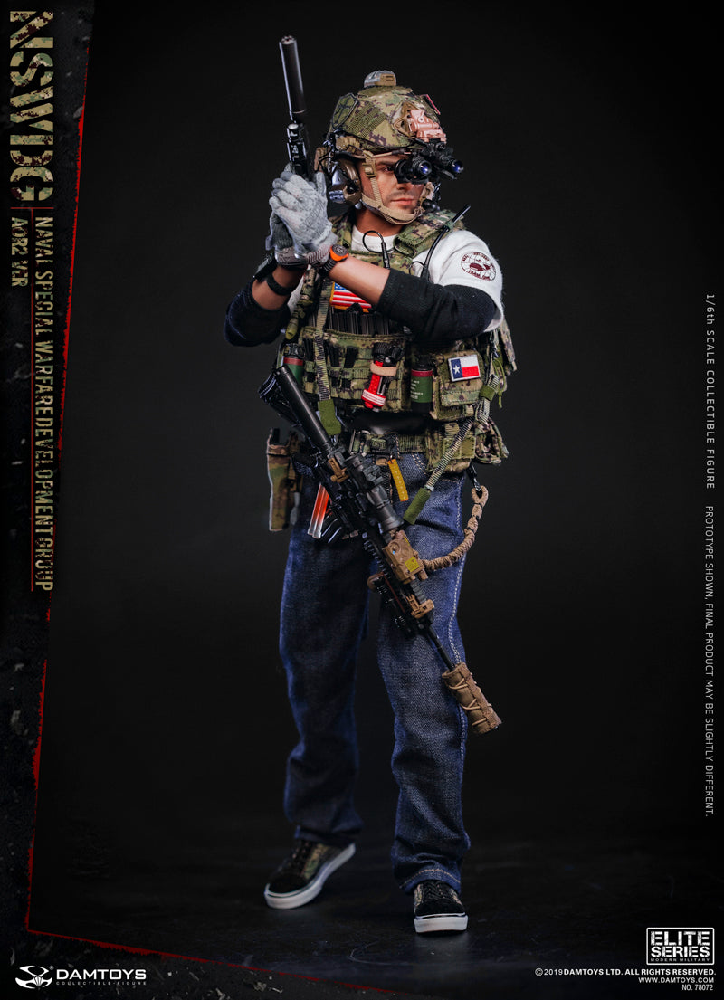 Naval Special Warfare DEVGRU AOR2 Version - MINT IN BOX
