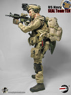 US Navy - SEAL Team Ten - Grey Tactical Light