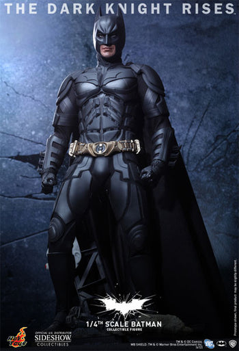 1/4 - The Dark Knight Rises - Batman - MIOB (Read Desc)