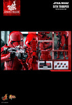 STAR WARS - Sith Trooper - Red Helmeted Head Sculpt