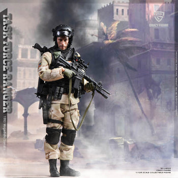1/12 scale - Delta Force Team Leader - MINT IN BOX