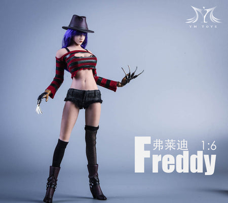 PREORDER - Female Freddy Outfit Set - MINT IN BOX