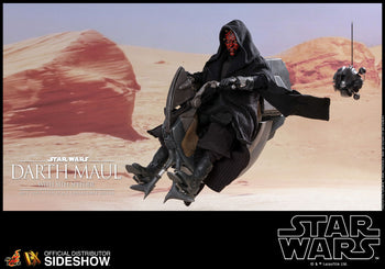 Star Wars - Darth Maul w/Sith Speeder - MINT IN BOX
