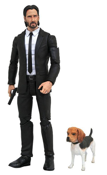 7 INCH SCALE - John Wick: Chapter 1 - John Wick - MINT IN BOX