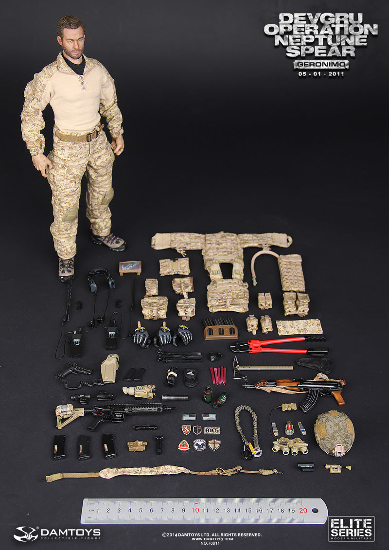 Navy Seal DEVGRU - AOR1 MOLLE Pouch Set Type 2