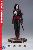 Lady Samurai - Base Figure Stand