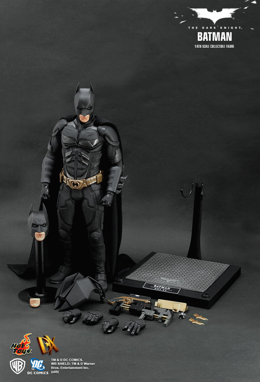 The Dark Knight - Batman - Transformable Sticky Bomb Gun