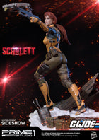 1/4 scale - GI Joe - Scarlett Statuette - Exclusive Version - MINT IN BOX