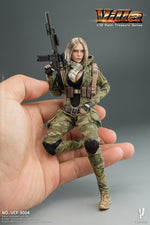 1/12  - Women Soldier Villa - MINT IN BOX