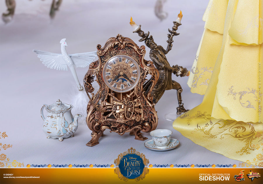 Beauty & The Beast - Belle - Chip w/Saucer