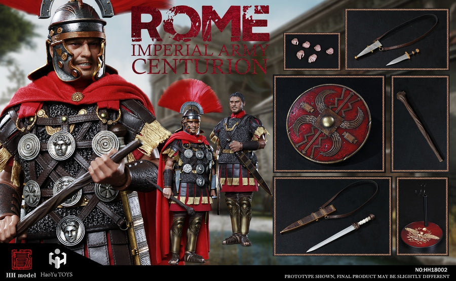 Roman Imperial Army Centurion - MINT IN BOX