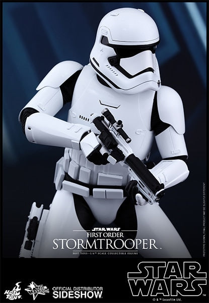 STAR WARS - Stormtrooper - White Helmet Head Sculpt