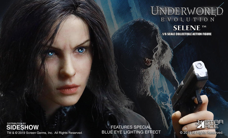 Underworld - Blue Eyed Selene - Silver-Like Grenade