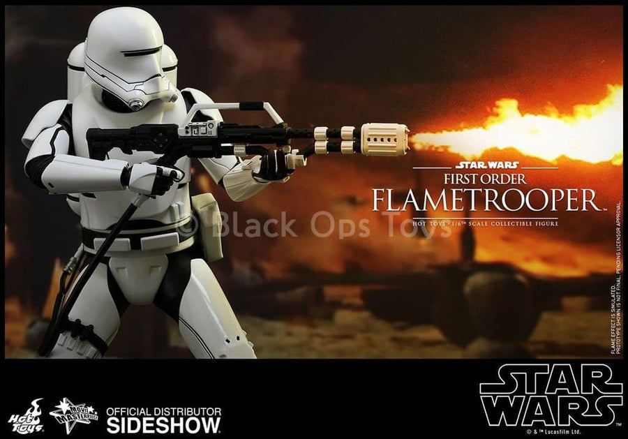 Star Wars - First Order Flame Trooper - MINT IN BOX