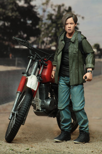 SDCC Exclusive - Terminator 2 - John Conner & Dirt Bike - MINT IN BOX