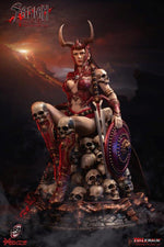 Sariah Goddess Of War - Red Helmet
