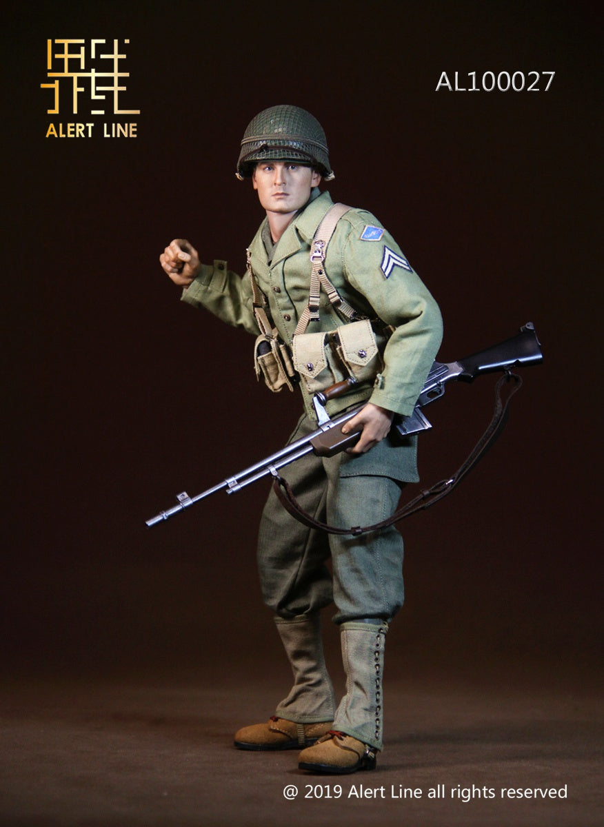 PREORDER - WWII - US Army Uniform Set - MINT IN BOX