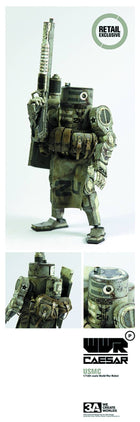 1/12 - World War Robot - USMC Caesar - MINT IN BOX