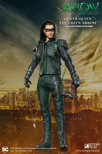 1/8 scale - Green Arrow -Classic Version - MINT IN BOX