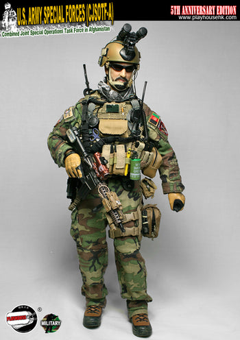 US Army Special Forces CJSOTF-A - 5th Anniversary Edition - MINT IN BOX