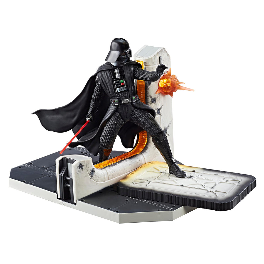 6 inch scale - Star Wars - Darth Vader - Black Series Statuette - MINT IN BOX