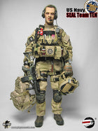 US Navy - SEAL Team Ten - Black M4 Rifle w/Accessory Set