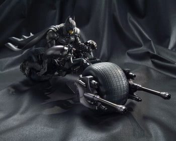 1/10 scale - Dark Knight - Batman & Bat-Pod - MINT IN BOX