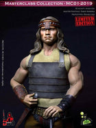 The Barbarian Fighter Head Sculpt - MINT IN BOX