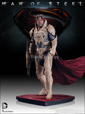 Superman - Jor-El Porcelain Statue - MINT IN BOX