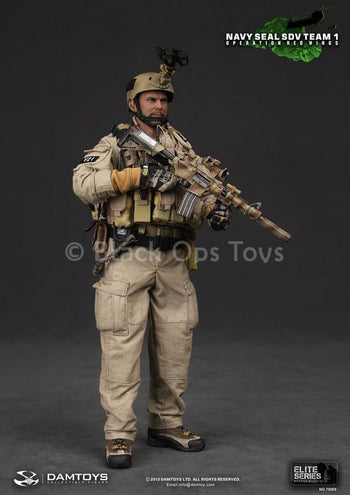 Navy Seal SDV Team 1 Operation Red Wings - MINT IN BOX