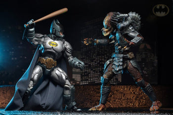 SDCC Exclusive - Batman Vs Predator Two Pack - MINT IN BOX