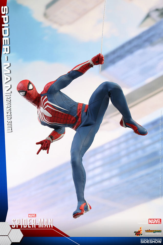 Spider-Man - Advanced Suit Version - MINT IN BOX